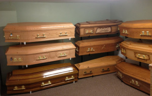 Coffin types